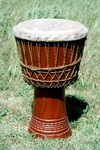 Professional Guinean djembe |